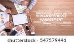 business concept  human...   Shutterstock . vector #547579441