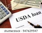 Usda Loan Form And Documents O...