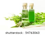 two bottles of herbal essences | Shutterstock . vector #54763063