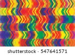 abstract direction arrows... | Shutterstock .eps vector #547641571