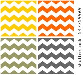 tile pattern set with yellow ... | Shutterstock . vector #547759969