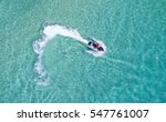 people are playing a jet ski in ... | Shutterstock . vector #547761007