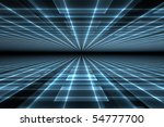 abstract business science or... | Shutterstock . vector #54777700