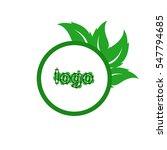 logo eco | Shutterstock .eps vector #547794685