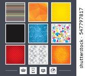 yellow background. carbon fiber ...   Shutterstock .eps vector #547797817