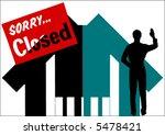 abstract man | Shutterstock .eps vector #5478421