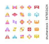 icon  logo element | Shutterstock .eps vector #547852624
