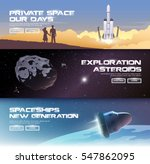 Vector Illustrations On The...