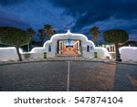 Kallithea Springs Are Located...