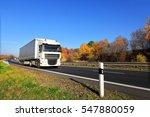 truck transportation   Shutterstock . vector #547880059