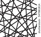 abstract vector minimalistic... | Shutterstock .eps vector #547881814