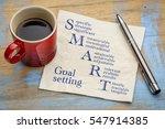 Smart Goal Setting Concept  ...