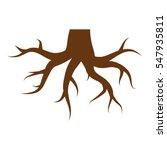 roots illustration   glyph...   Shutterstock .eps vector #547935811