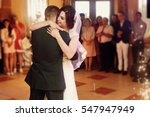 Gorgeous Emotional Bride And...