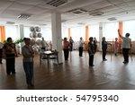 podporozhye  russia   june 4 ... | Shutterstock . vector #54795340