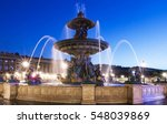 The Fountain De La Concorde Is...