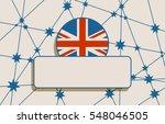 australia flag design concept.... | Shutterstock .eps vector #548046505