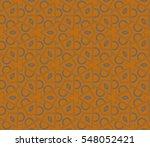 geometric shape abstract vector ... | Shutterstock .eps vector #548052421