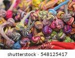 set hmong hill tribes | Shutterstock . vector #548125417
