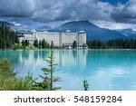 Banff  Alberta Canada   August...