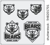 labels  emblems and design... | Shutterstock .eps vector #548201701