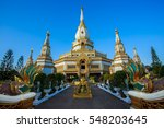 temple and pagoda a religion ... | Shutterstock . vector #548203645