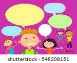 vector brochure backgrounds... | Shutterstock .eps vector #548208151