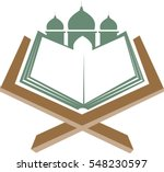 quran | Shutterstock .eps vector #548230597