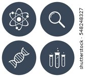science icons vol. 2 | Shutterstock .eps vector #548248327