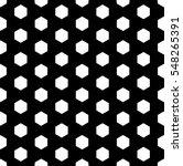 vector monochrome seamless... | Shutterstock .eps vector #548265391