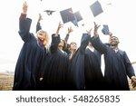 education  graduation and... | Shutterstock . vector #548265835