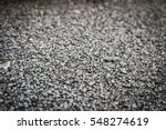 Coarse Gravel  Black And Gray....