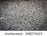Coarse Gravel  Black And Gray....