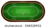 vector illustration of poker or ... | Shutterstock .eps vector #548328931
