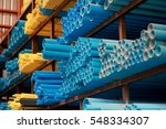 pvc pipes               Shutterstock . vector #548334307