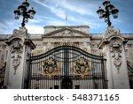 The Buckingham Palace Gate