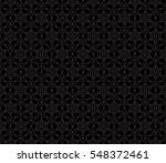 damask floral seamless pattern... | Shutterstock . vector #548372461
