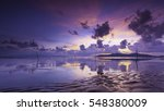 seascape and sky background... | Shutterstock . vector #548380009