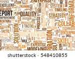 business conceptual word cloud... | Shutterstock . vector #548410855