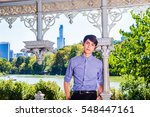 20 years old young asian... | Shutterstock . vector #548447161