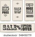 sale labels | Shutterstock . vector #548450779