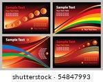 business card | Shutterstock .eps vector #54847993