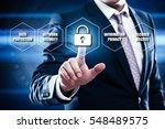 business  technology  internet  ... | Shutterstock . vector #548489575