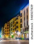 innsbruck  austria  july 26 ... | Shutterstock . vector #548507839