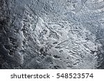 the uneven texture of the rough ... | Shutterstock . vector #548523574
