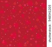 vector shiny seamless pattern... | Shutterstock .eps vector #548541205