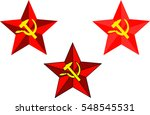 Soviet Star  Hammer And Sickle