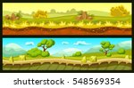 game landscapes horizontal...