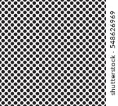 seamless black and white polka... | Shutterstock .eps vector #548626969