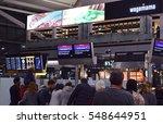 heathrow airport  london   30... | Shutterstock . vector #548644951